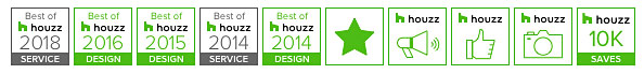 Best of Houzz Photographer | 3wire Photography