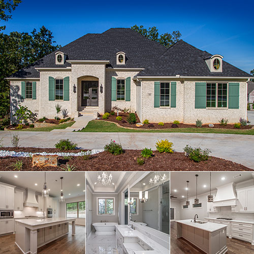 RQM Homes Little Rock Home builder