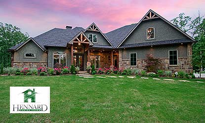 Hennard Custom Homes