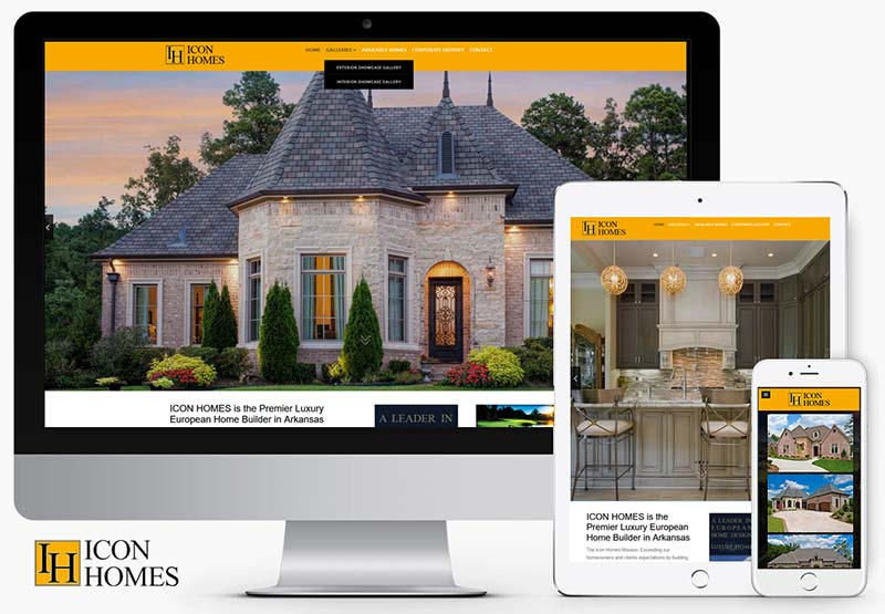 ICON Homes | Little Rock European Home Builder